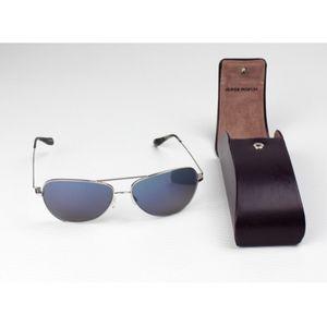 Oliver Peoples Pryce Aviator Sunglasses